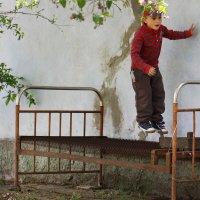 батут нашего детства! :: Tatiana Florinzza