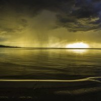 Сила Природы. Река Лиелупе :: Gennadiy Karasev