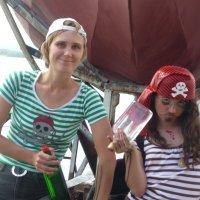 Пиратки озера Иртяш :: Анастасия Романова