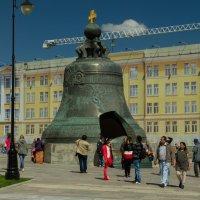 Царь-колокол. :: Yuri Chudnovetz