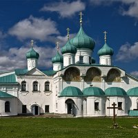 Александро-Свирский монастырь :: ник. петрович земцов