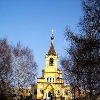 Храм Покрова Пресвятой Богородицы г.Уссурийска :: Инна Буяновская