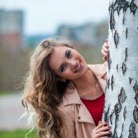 Девушка из Березовского :: Виктор