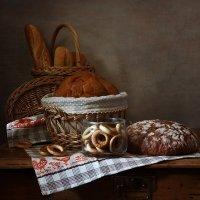 Хлебы самарские. И сушки :: Татьяна Карачкова