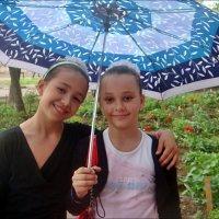 Диана и Даша :: Нина Корешкова