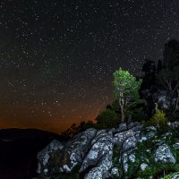 Времена года 4 (Ночь) :: Александр Хорошилов