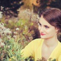 Осеняя Ника :: Анастасия Ефремова