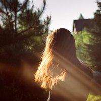 в лучах солнца... :: Батик Табуев