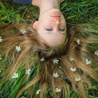 Яблони в цвету :: Antonina Флорина
