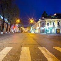 Ночная улица Карла Маркса :: Алексей Белик