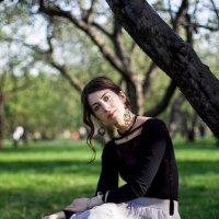 Александра :: Марина Семенкова