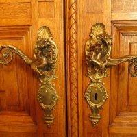 Фрагмент двери :: Самохвалова Зинаида