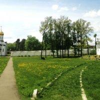 Все дороги рано или поздно ведут в Храм... :: Ольга Кривых