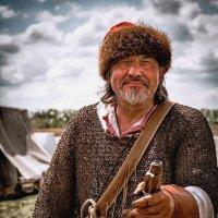 Царицынский стрелец. :: Сергей Бурыкин