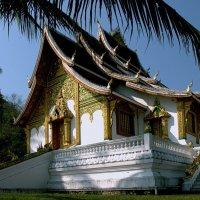 Храм Хо Пха Банг :: Евгений Печенин