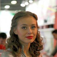 про красивых девушек :: Олег Лукьянов