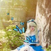 Алиса в стране чудес ( начало) :: галина кинева