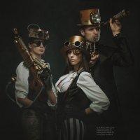 Steampunk :: Татьяна Малишевская