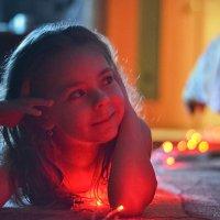 Только дети так искренне ждут чуда... :: Анастасия Седунова