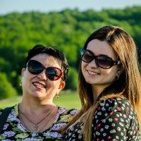 моя семья... :: Алексей Бортновский