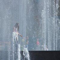 фонтан :: Владимир Федоров