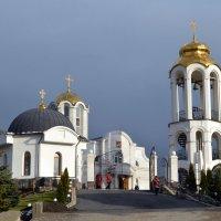 Храм святого Георгия Победоносца :: Татьяна Лютаева