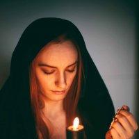 Портрет на религиозную тему :: Мария Разоренова