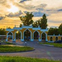 Усть - Каменогорск Центральный парк :: Максим Рожин