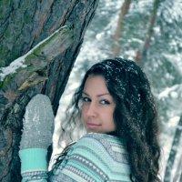 Зимняя :: Анастасия Жигалёва