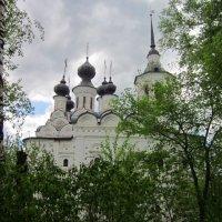 Храмы великого Устюга 4 :: Елена Байдакова