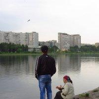 Рыбалка - дело семейное :: Андрей Лукьянов