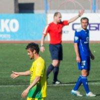 разноцветный футбол :: Елена Баландина