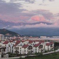 город и горы :: Svetlana AS