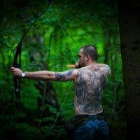 Лесной охотник :: Svetlana Kas
