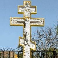 крест на святой канавке :: Наталья Маркелова