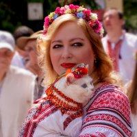 Марш вышиванок в Киеве 24.05.2015 :: Roman Globa