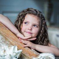 Маленькая дочка :: Александра Капылова