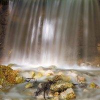 Маленький лесной водопад. :: Aнатолий Бурденюк