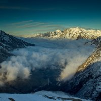 Над облаками 1405 :: Олег Петрушин