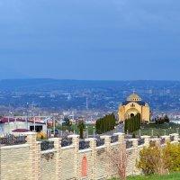 Вид с горы Дубровка КМВ :: Татьяна Лютаева