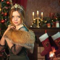 Побыть немного принцессой... ^^ :: Тати Никитина