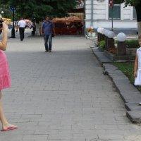 Трое.... :: Валерия  Полещикова
