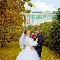 Павел и Евгения :: Ольга Иванова