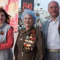 Она прошла войну :: Дарья Наумова
