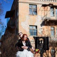 Рок-свадьба :: Светлана Бурман