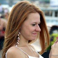 юная рыженькая принцесса :: Олег Лукьянов