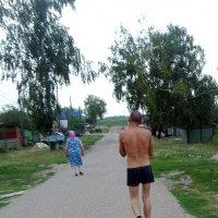 Иду как  и в чём могу :: Владимир Ростовский
