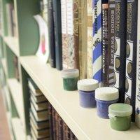 Стелажи библиотеки :: Наталия Носова