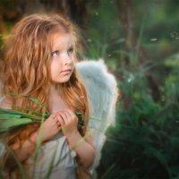 Когда ангелы растут..... :: Евгения Малютина