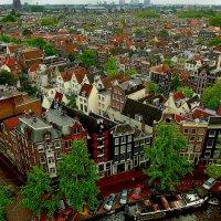 Крыши Амстердама :: Дмитрий .